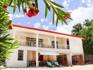 Coconutplage, bord de plage privee
