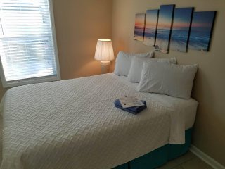 Garden City Unit G1,  2 Bedroom, 1 bath - one block from Garden City Pier