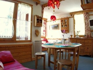 Rental Apartment Valmorel, studio flat, 4 persons