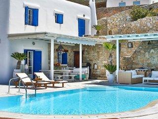 Villa Fedra, beautiful 8-bedroom beachfront villa