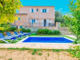 ES MORUL - Villa for 4 people in Lloseta