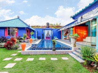 Villa Majorelle Bali - Brand new Artistic Luxury Villa 5* in Seminyak/Oberoi