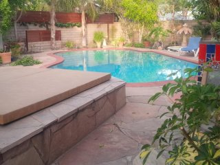 Private Gated home with Pool and Spa