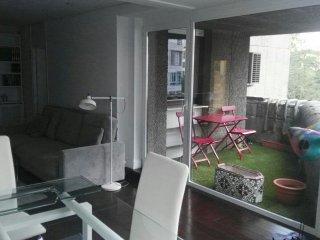 Elegante piso con terraza frente al Retiro