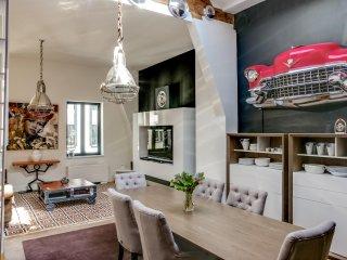 Brussels - Luxury Louise Stephanie Penthouse