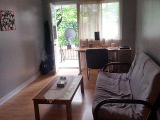 Studio apartment near DT Montréal