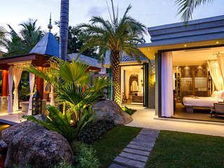 Villa Utopia 1 – 4 bedroom Sleeps 8 Phuket