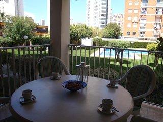 Tranquilo apartamento Echezuri 1. Ideal para familias/parejas!