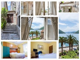 Double room with wonderful  sea view!!!
