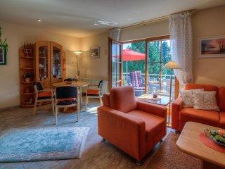 Apartment. Nr.3, mit 67 m², sonniger Süd-Balkon, '4 Sterne Klassifizierung'