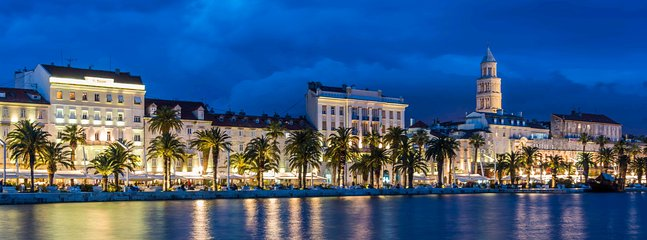 Split riva -5 minutes from the apartment