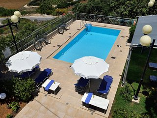 Achilleas Suite in Akrotiri, Chania, Crete