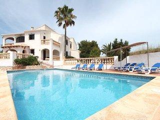 Villa MJ000241 - WONDERFUL 4 BEDROOM ENSUITE COUNTRY RETREAT NEAR GOLF COURSE