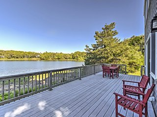 NEW! Waterfront 3BR Bourne House w/Central A/C