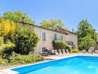 Aude holiday home near Carcassonne, South France, with private pool sleeps 6