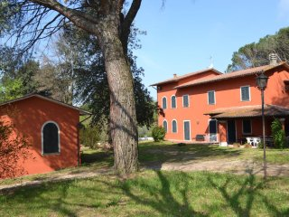 Charming Villa on Tuscan hills with private pool in Lucca