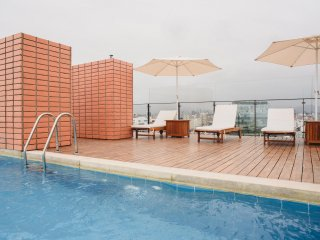 PERU APARTMENTS RENT - MIRAFLORES 2BDR POOL GYM