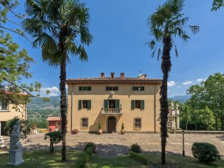 Villa Garfagnana 16 - 80012 - Stunning 19th century historical building in the