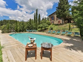 Villa Carla - Typical Tuscan country house
