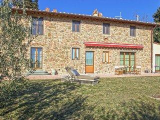 Villa la Rosa di Certaldo - Residence with view of the Tuscan countryside