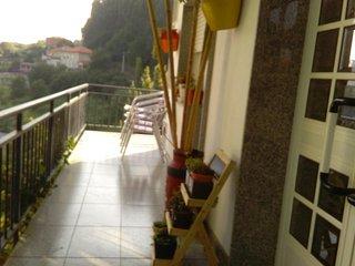 Alquiler vivienda uso vacacional zona tranquila en alrededores de Sanxenxo