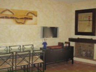 apartamento 1 dormitorio con alcoba en salon