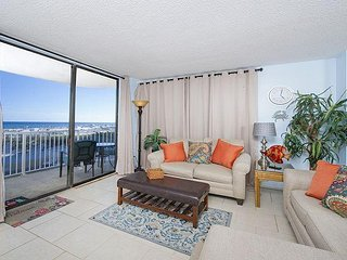 Remodeled 2BR Beachfront Condo w/ Gulf Views, Pool & Private Balcony