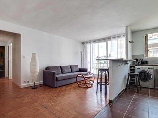 W055 – 2 bedrooms apartment Saint-Fargeau district
