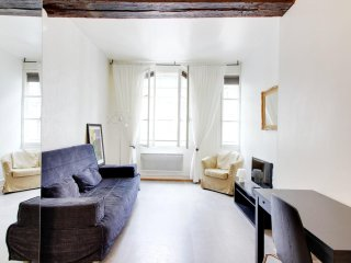 Studio ideally located in the heart of Paris