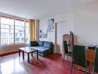 Well located and comfortable F2 - Boulogne