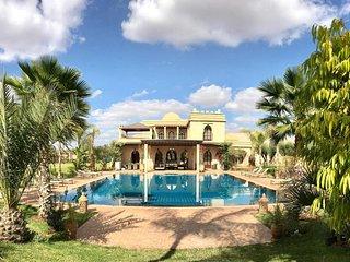 Sublime, Moroccan house, pool, garden