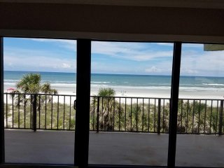 Ocean House Condo # 322 -  Direct Ocean Front