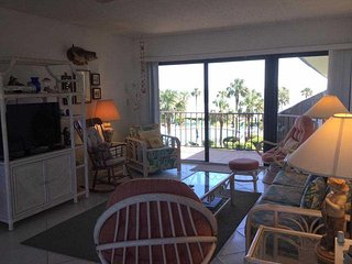 Great Views!!!!  Ocean, Intracoastal & Pool Views - Ocean House Condo #312