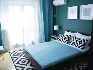 Summer house Apartment in Zadar #RETRO GREEN