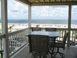 Pelican Point Condos - Unit 5 - Panoramic Oceanfront Vistas - Small Dog