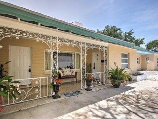 NEW! 1BR Sarasota Apartment - Central Location!