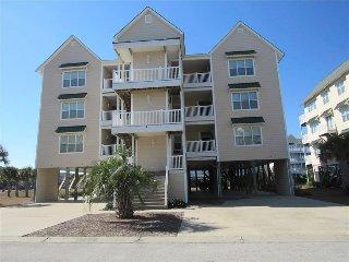 Islander Resort Villa, an Ocean Isle Beach property with elevator access and