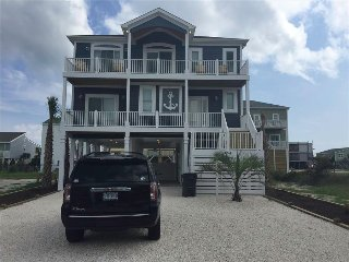 Blue Diamond, an Ocean Isle Beach property with beautiful views, a private pool