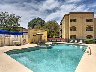 Surprise Resort Studio w/ Patio & Community Pool!