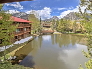 New! 1BR Frisco Condo w/ Balcony & Mountain Views!