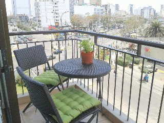 PERU APARTMENTS RENT  -  MIRAFLORES NEXT OCEAN LARCOMAR