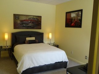 Destination Spa B&B - The Vrooooom Room!