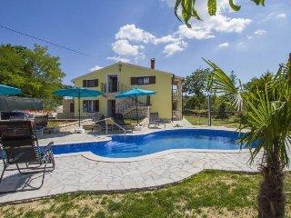 Private accommodation - villa Kapelica-Labin 9683 Holiday house