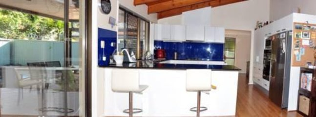 Work up your appetites at TL Warmest Homestay open kitchen