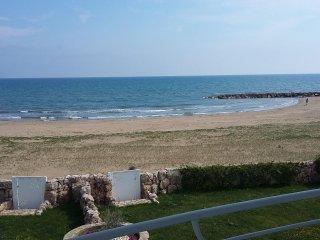 casa Aquamarina direttamente sulla spiaggia per 4 -5 persone