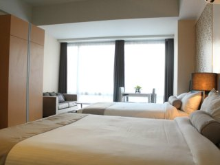 CSuites at Two Central Residences, Family Suite