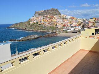 SARDINIA- CASTELSARDO D2- Beautiful Apartment with spectacular sea view