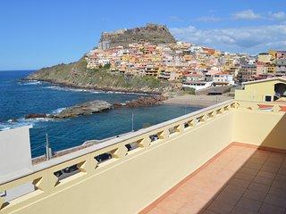 SARDINIA- CASTELSARDO D2- Beautiful Apartment with spectacular sea view