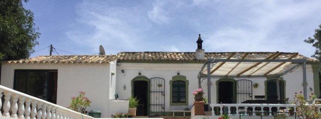 Casa Tranquila ... Studio ist die erste Tür auf der rechten Seite des Hauses