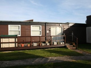 Windrush 3G Medmerry Park Holiday Chalet